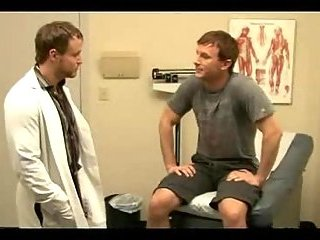 Naked Guy Making Out With A Doctor