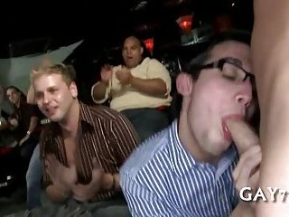Party boy loves to suck dick
