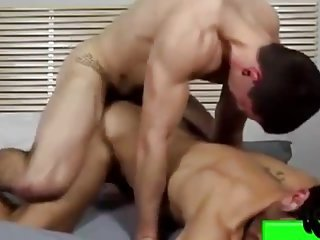 Sexy Gay Guys Ass Drilling