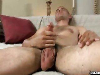 Horny Gay Guys Cock Wanking