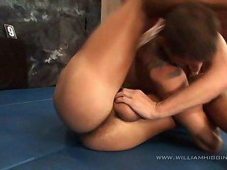 Jindra vs Dmitry Wrestling
