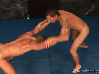 Joey vs Misa Steamy Wrestling