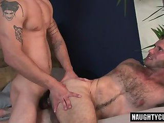 Big cock gay oral sex with cumshot