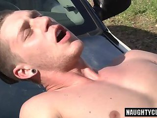 Big dick gays oral sex and cumshot