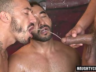 Big dick gay piss and cumshot
