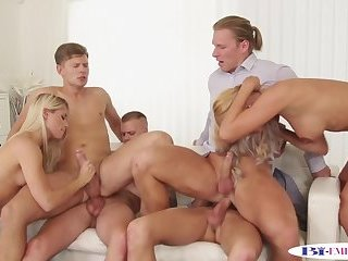 Bisexual jock cockriding in bi orgy