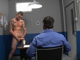 Cliff Jensen solo interrogation room