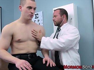 Mormon bishop pegs ass
