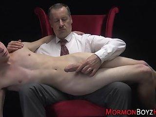 Gay mormons ass pegged