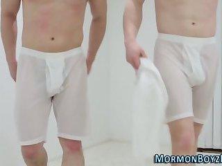 Wrestling gay mormons