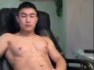 Cute fit Asian jacker