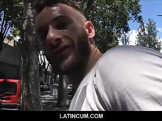 Amateur Hot Spanish Latino Fucked POV For Cash
