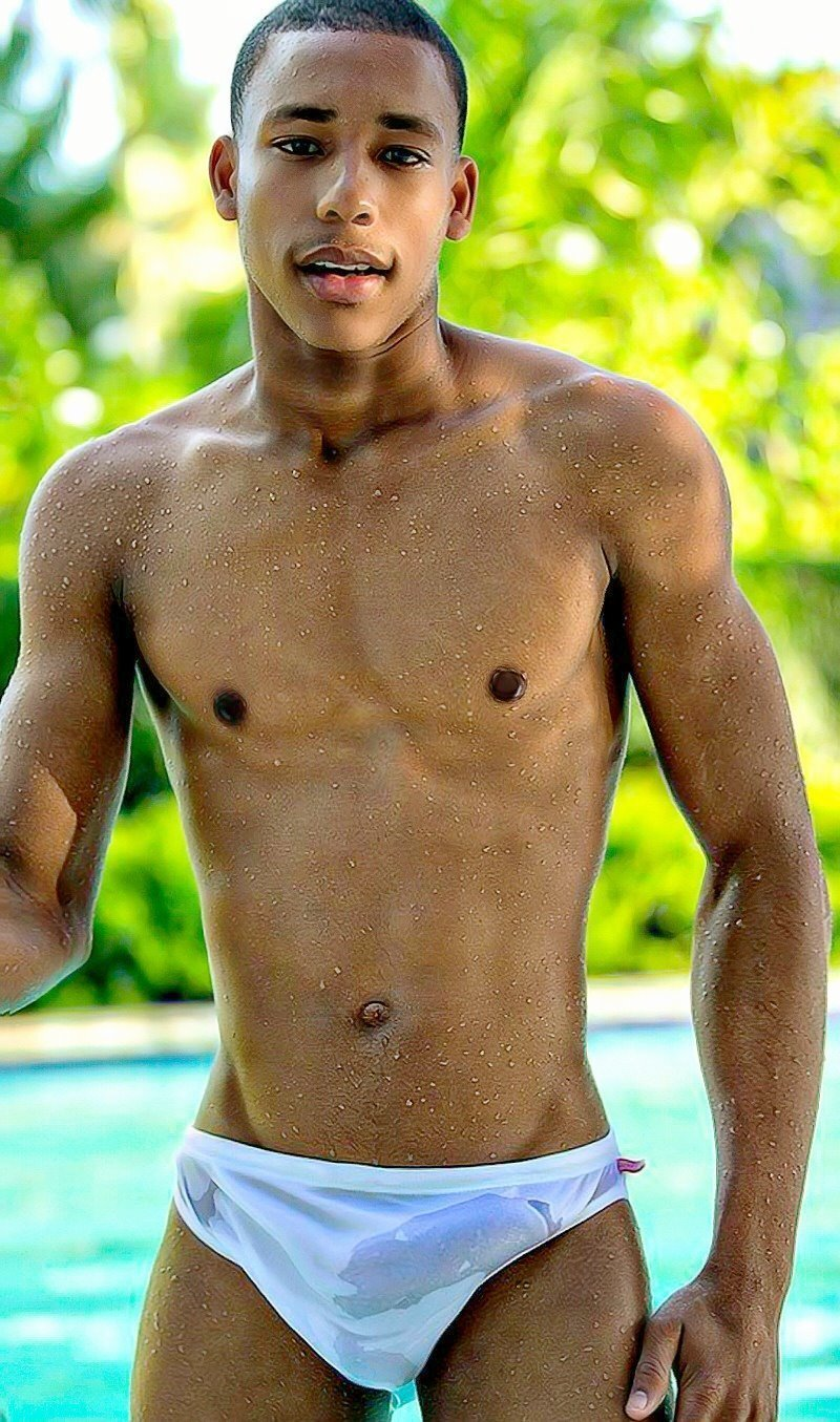 Naked hot young black guys — photo 6