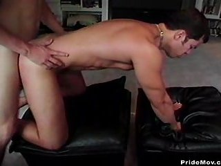 Unbridled Anal Screwing On A Bed