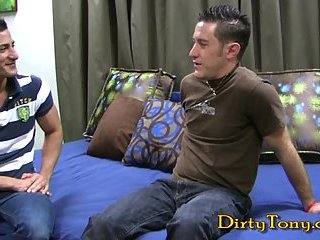 Dirty gays enjoy anal fucking