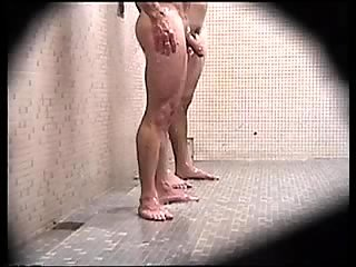 Voyeur In The Shower