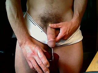 Burning gay homemade masturbation