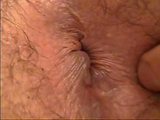 Close-Up Ass Fingering & Toying