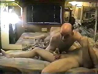 Hot mature sucking