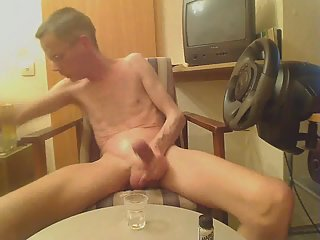 Amateur Drunk Gay Solo