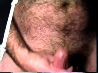 Cumload on the cam