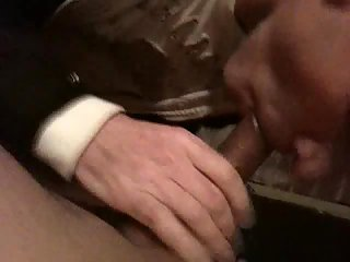 Amateur POV Filming His Cock Being Blowjed