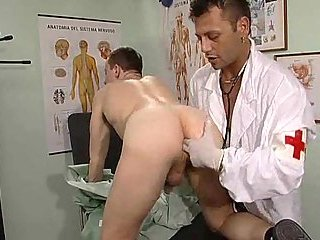 Horny Doc Seduces His Cute Patient