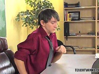 Teen massive prick suck teaching
