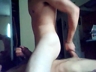 Raunchy Dudes Blowing & Jacking Off