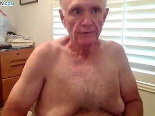 Solo Grandpa Webcam