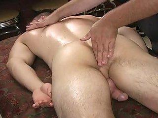Amateur ass hole petting and handjob