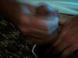 Filthy Stud Exploding His Balls On Camera