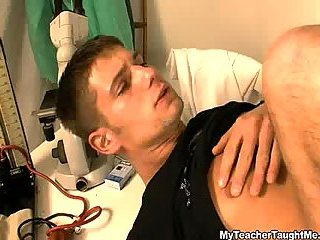 Aroused Boy Jerking Off Stout Prick On Cam