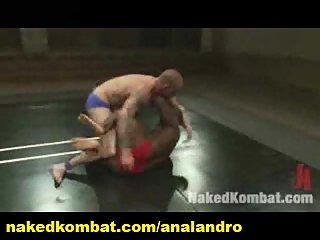 Interracial Combat Battle