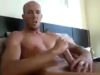Luscious mate beating off with pleasure