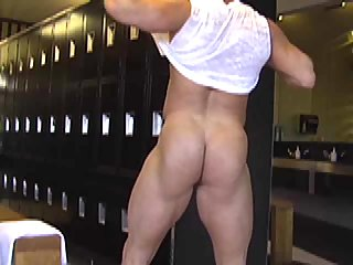 Hot muscle daddy fetish
