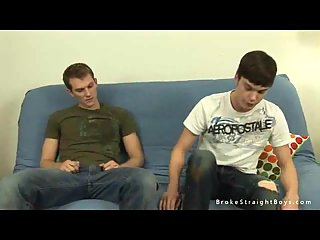 Horny Twinks Making Out