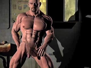 Staggering body builders slideshow