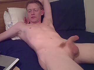 Redhead Boy & His Black Toy Online