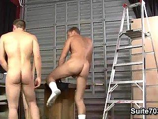 Raunchy Studs Safe Banging