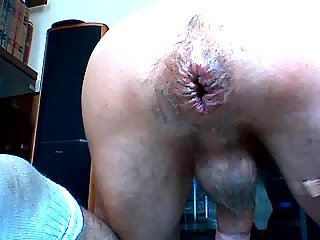Amateur Stud Fisting So Wide Butt Hole