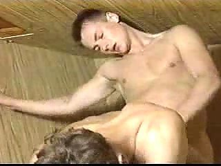 Blowing Guy Gets His Anus Stretched Hard