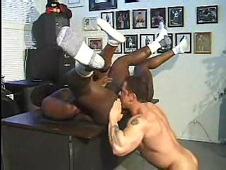 Interracial Threeway Fetish Hardcore