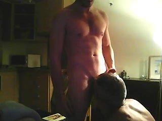 Crazy homemade gay sex