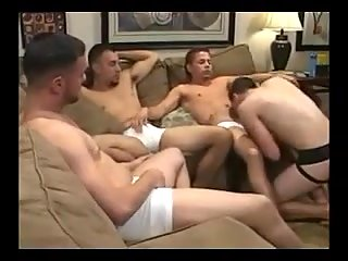 Naked chaps hot act