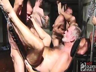 BDSM Orgy