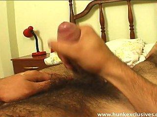 Furry daddy hunk