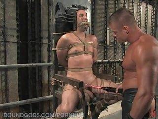 Brutal bondage satisfaction
