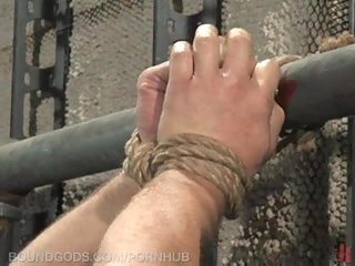 Brutal bondage satisfaction