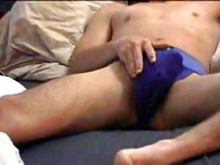 Randy Guy Waving His Dick